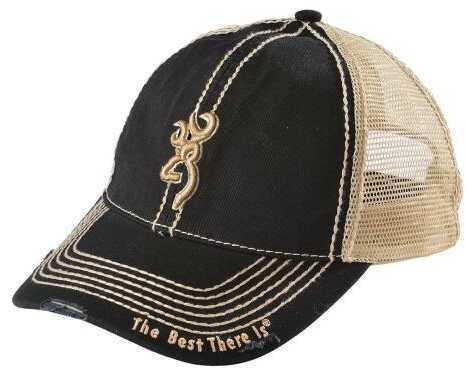 Browning Mesh Back Cap Black