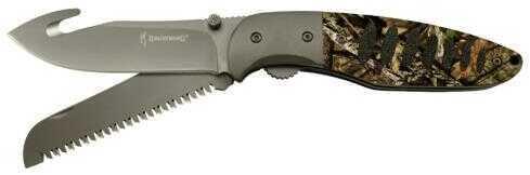Browning Folding Knife Hunt-N-Gut Mobuc Model: 3220054