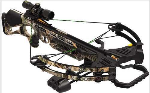 Barnett Brotherhood Pkg 4X Scope/Arrows/Quiver