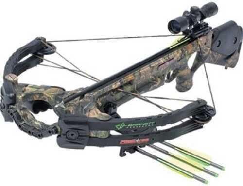 Barnett Penetrator Extreme Crossbow 4X Lighted Scope/Arrows/Quiver 78425