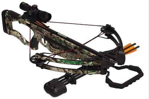 Barnett Raptor Pkg 4X32 Multi-Reticle Scope/Arrows/Quiver
