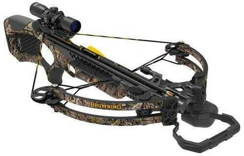 Browning Crossbow Package Model 162 370Fps Scope/Arrows/ Model: 80004