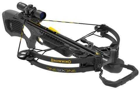Browning Crossbow Package Model 161 350Fps Scope/Arrows/ Model: 80005