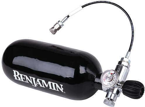 Crosman Benjamin Charging Cylinder 4500Psi Provides 7-25 Refills Model: 81001