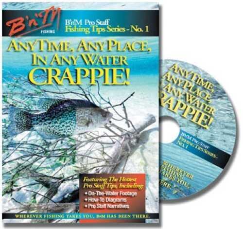 B'n'M Pole B&M Poles B&M DVD Anytime - Anywhere 2 Hours 9 Different Tech V3 AC-3
