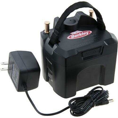 Berkley Power Pack Battery 12 Volts 2.3 Amps W/Ac Charger Model: BAPAK12V