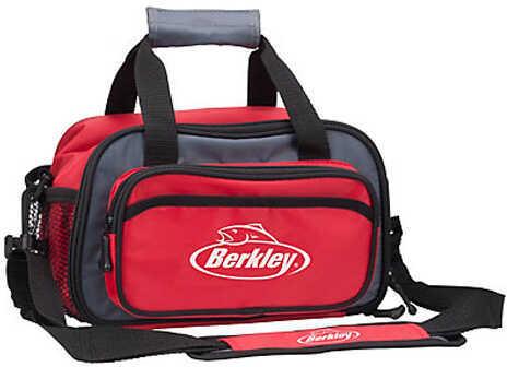 Berkley Tackle Bag Small Red Bag W/2 Tackle Trays Md#: BATBSFW