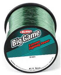 Berkley Trilene Big Game 1/4 lb Spool 30 lb 440 Yards , Green 1068359