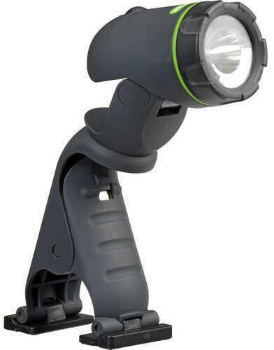 Blackfire Clamplight Waterproo Waterproof 190 Lumens 3Aaa
