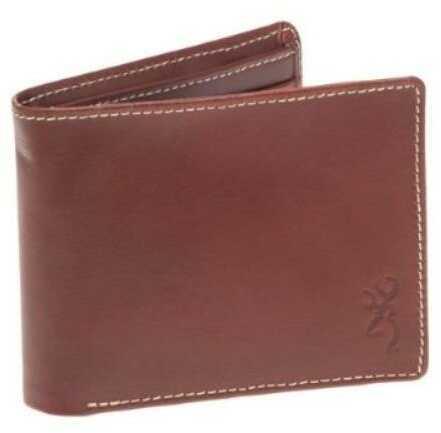 Browning Wallet Leather Bi-Fold Model: 1B222587