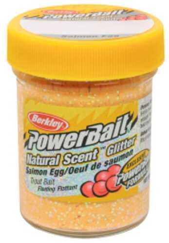Berkley PowerBait Natural Scent Glitter Trout Bait Garlic, Chartreuse 1203186