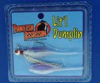 Bass Assassin Lures Inc. Bass Assassin Lures Inc Bass Assassin Lit'l Dumplin 1/16oz 1Jig 1Spr Albino Shad Md#: LD2PT330