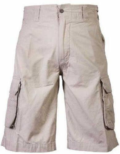 Signature Products Group SPG Apparel Browning Youth Rip Stop Shorts Khaki BRI8407087S