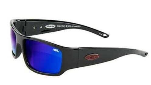Berkley Polarized Sunglasses Frying Pan Gloss Blk/Smk Blue Model: BSFPGBSBM