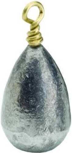 Bullet Weights Bullet Weight Bass Cast Sinker 1oz 3pc Per 12pks/bx SS4