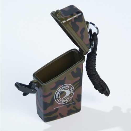 Boomerang Tool Company Boomerang Multi-Use Locker Camo Water Proof Small