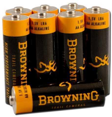 Browning BRWNING TRL Camera 8Pk AA Batteries