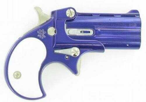 "Cobra Firearms Cobra Derringer Standard Pistol 22 LR  2.4"" Barrel  2 Round  Imperial Purple Frame  C22PRP"