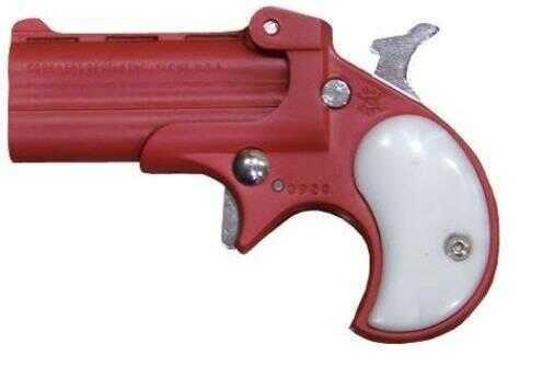 Cobra Pistol Cobra Derringer Standard 22 Long Rifle  Ruby Red