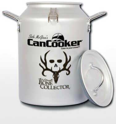 Can Cookerl Bone Collector 4 Gallon Aluminum Cooking Pot