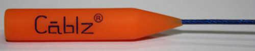 Cablz Sunglass Retainer 14in Blue/Orange/Blue (Auburn & Florida) Md#: CBLZBOB14
