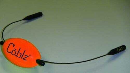 Cablz Sunglass Float 1Pk Bright Orange Model: CBLZFLT-O