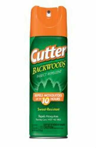 Cutter-Repel Cutter BACKWOODS 25% DEET 6Oz AERSL