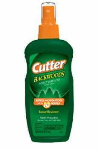 Cutter-Repel Cutter Insect Repellent Backwoods Pump 6Oz