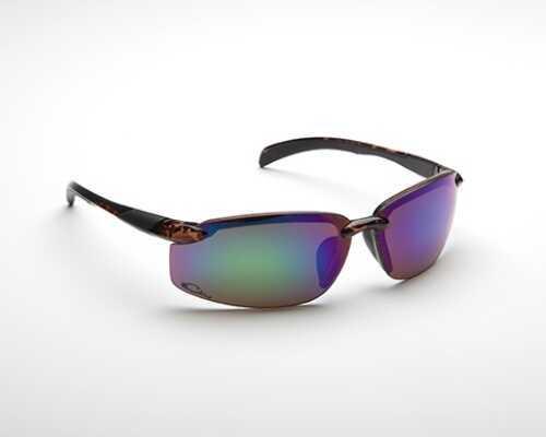 Drake Waterfowl Drake Canvasback Sunglasses Gloss Black Green Hard Coated