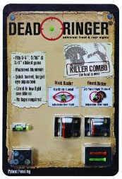 Dead Ringer Sights Killer Combo Md#: DR4331
