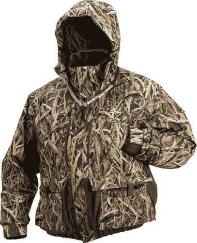 Drake Waterfowl er Jacket Blades Camo Insulated XL