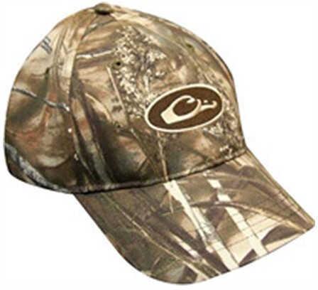Drake Waterfowl Drake Cap- Logo Blades Camo DW179BLA
