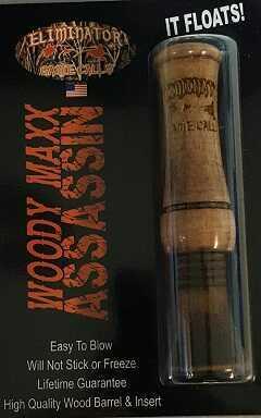 Eliminator Game Calls Woody Maxx Assassin Model: 14820