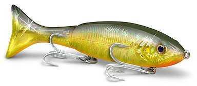 Egret Holo-Flash Kick A Mullet 5in Foil Gold Green Back Flash E-KA-M5-F15
