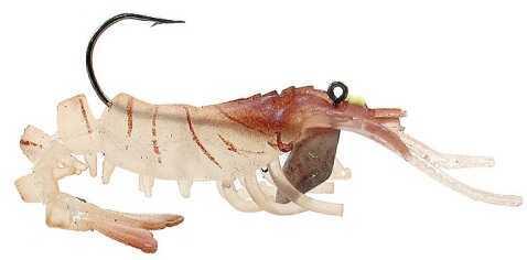 Egret VUDU Shrimp Brown 2/Pk