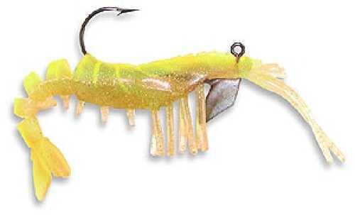 Egret VUDU Shrimp Chartreuse 2/Pk