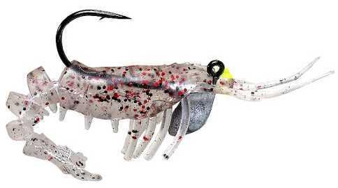 Egret Vudu Shrimp 3in 2pk Cajun Pepper E-VS35-14-32
