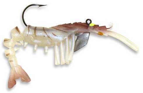 Egret Vudu Shrimp 4In 2Pk Natural EVS40-04