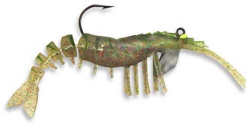 Egret Vudu Shrimp 4In 2Pk Magic EVS40-06
