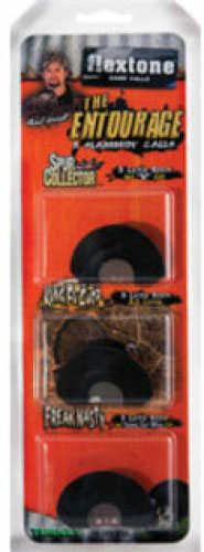 Flextone Game Calls Flextone Game Call 3-Pack Mouth Turkey Entourage 3Pk Md#: FG-TURK-00055