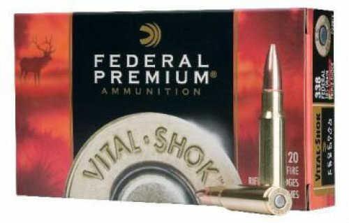 Federal Cartridge Premium Ammunition 7mm-08 Rem 140gr X-Bullet 20bx P708C
