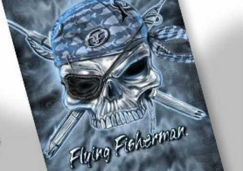 Flying Fisherman Sunbandit Pirate Skull Md#: SB1662