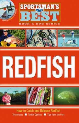 Florida Sportsman Best Book Redfish Fishing With Dvd SB5