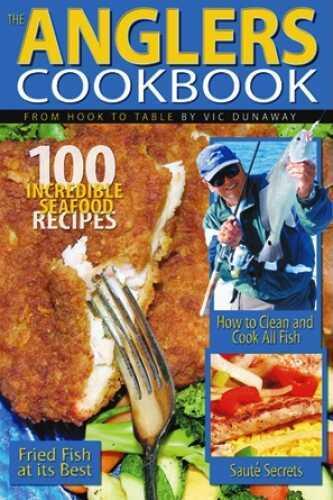 Florida Sportsman Best Book Angler's Cookbook TAC