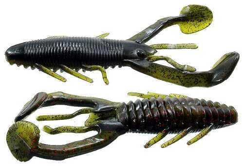 Gene Larew Rattlin Crawler 4 1/4in 6 per bag w/Rattles Soo RC255-6
