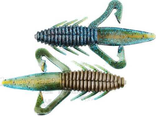 Gene Larew Biffle Bug 4 1/4in 8 per bag Bama Bug TBB234-8