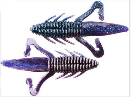 Gene Larew Biffle Bug 4 1/4in 8 per bag Okie Dokie TBB302-8