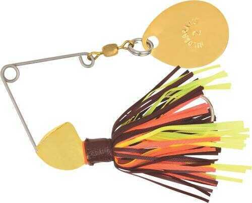 Hildebrandt Spin Dandy 1/8 Gold/Crawdad