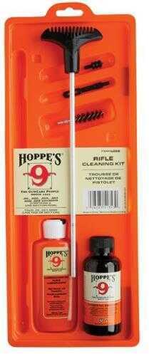 Hoppes Cleaning Kit 22 Rifle (Clam Pak) Model: U22B