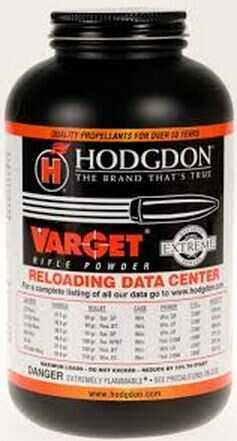 Hodgdon VARGET Rifle Powder (1 Pound Can) VAR1